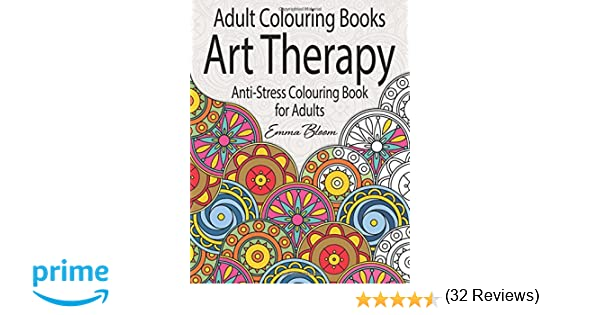 Coloring Books For Adults Reviews Adult Colouring An Art Therapy Anti Stress Book