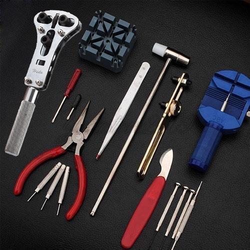 Generic A1.Num.2691.Cry.1. 30pz Kit strumento di riparazione orologio BA e Repai orologio rimozione Remov batteria cambiare Ope fondello Opener set kit. NV 1001002691-wruk23_ 443