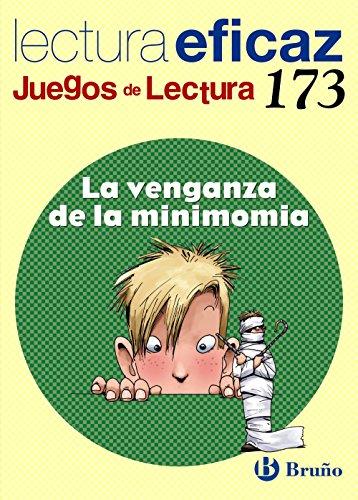 La venganza de la minimomia, Educación Primaria, 3 ciclo. Juego de lectura...