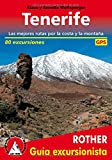 Tenerife, 80 excursiones en castellano. 4º edicion 2016. Rother.