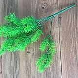HUAYIFANG Das Material Topf Emulation D. Emulation Funktioniert Dekorative Grüne Pflanze Kunststoff Blumentopf Pflanzen Das Wandmaterial Simulation D. Pinien.
