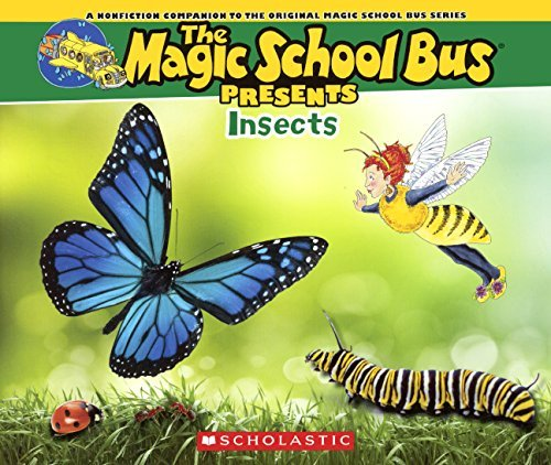 Insects: A Nonfiction Companion to the Original Magic School Bus Series (Magic School Bus Presents) by Joanna Cole (2015-01-06) (Presents School Bus Magic)