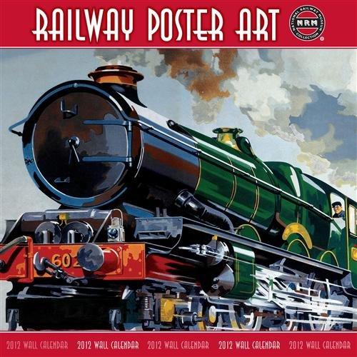 Railway Poster Art 2012