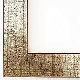 Online Galerie Bingold Bilderrahmen Duisburg 4,3 - Silber - WRF - 30 x 40 cm - 500 Varianten - Alle Größen - Landhaus, Antik, Barock - Fotorahmen Urkundenrahmen Posterrahmen
