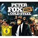 Peter Fox & Cold Steel: Live aus Berlin