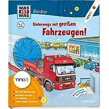 Unterwegs mit großen Fahrzeugen: Über 500 Hörerlebnisse, lustige Dialoge und Reime (Antippen, Spielen, Lernen!)