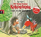Der kleine Drache Kokosnuss reist in die Steinzeit (Die Abenteuer des kleinen Drachen Kokosnuss, Band 18) - Ingo Siegner
