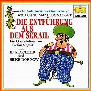 Holzwurm der Oper - die Entfhrung