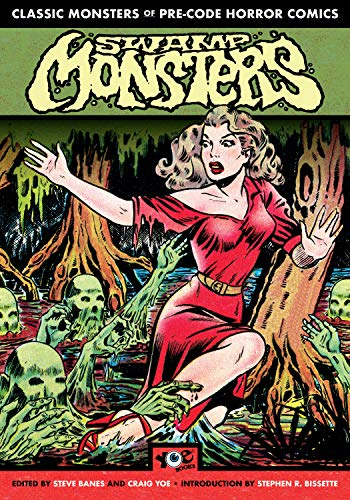 Swamp Monsters (English Edition)