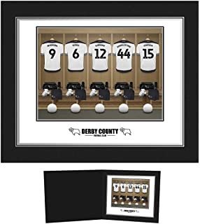 Official Personalised Swansea City AFC Dressing Room Photo Folder