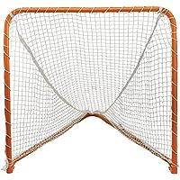 STX Lacrosse plegable Patio Lacrosse Goal, Naranja, 6x 1,8m