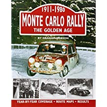 Monte Carlo Rally: The Golden Age, 1911-1980
