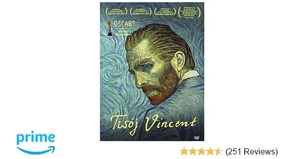 Loving Vincent DVD English audio  English subtitles: Amazon