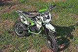 MINICROSS 49cc IMR Racing 2017 Minimoto per cross 108X36X53 Verde