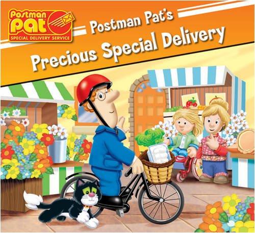 A Precious Special Delivery (Postman Pat Special Delivery Service)