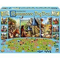 Hans im Glück - Jeu Carcassonne Big Box 2017, 48279