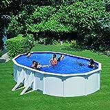Unbekannt Gre kitprov503–Pool oval 4seitenverstärkungen Dim: 500x 300H 120