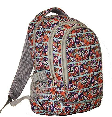 Bolsa de viaje Mochila segundo Compatible con Ryanair equipaje de mano 35 x 20 x 20 cm (Color 5)