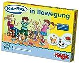 Haba Ratz Fatz in Bewegung - Sprachförderung Kinder Spiele Kindergarten Krippe
