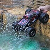 Off Road Car GPTOYS S911 Monster Truck 1/12High Speed 45km/h Remote Control Red