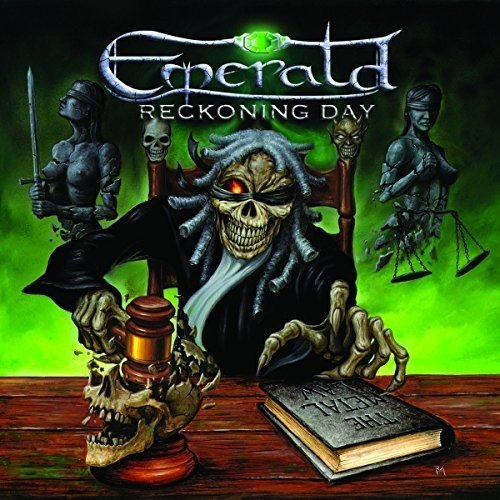 Emerald: Reckoning Day (Ltd.Edition+Bonustrack) (Audio CD)