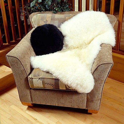 Rughouse - Alfombra gruesa de piel de oveja