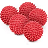 Bramble 5 Pack Herbruikbare wasdroger Balls - Non-Melt, energiebesparend, gemakkelijk te gebruiken, zachtere kleding!