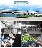 Freie Lieferung an Tür 50 cm Einzel Runde Pfanne Fry Eis Rolle Maschine Rolle Eismaschine Sofortrühren Frittiereismaschine Snack Food Equipment mit Auto Auftauen und stärkere & höhere Räder mit Bremse Test