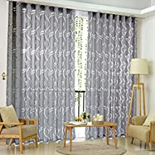 cortinas salon modernas - Amazon.es