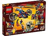 LEGO Marvel Super Heroes 76016 - Rettung mit dem Spider-Helikopter