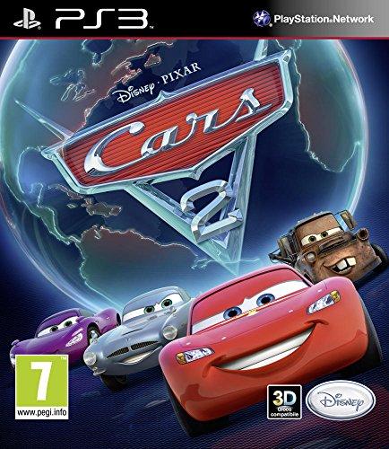Cars 2 (Ps3-disney-universum)