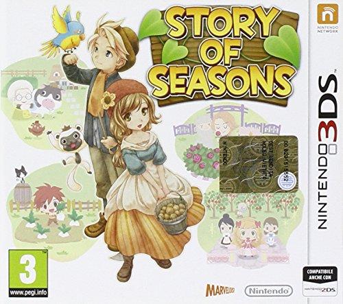 Nintendo Story Of Seasons
