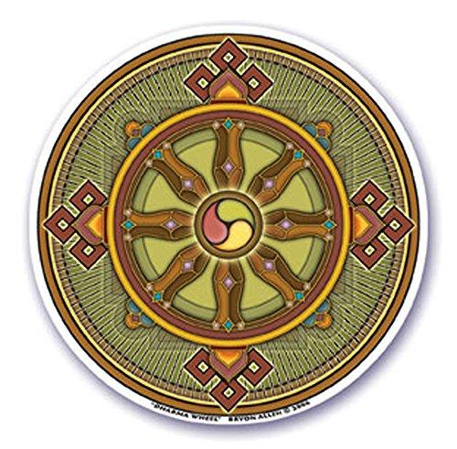 mandala-arts-colorful-vinile-adesivo-finestra-114-cm-doppio-dharma-wheel-by-bryon-allen-s40