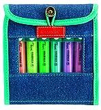 STABILO swing cool - Pochette JEANS EDITION de 6 surligneurs (Édition Limitée) - Coloris assortis