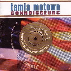 Tamla Motown Connoisseurs [Import anglais]