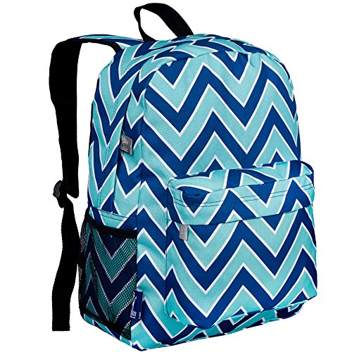 Wildkin Crackerjack Backpack Zigzag Lucite