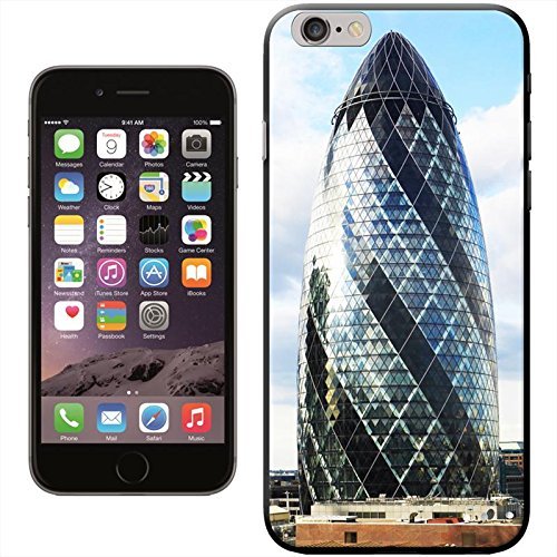 Fancy A Snuggle 'Double Decker Red Bus Big ben' Hard Case Clip On Back Cover für Apple iPhone 5 C London Gherkin