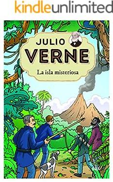 La isla misteriosa (Julio Verne nº 10)