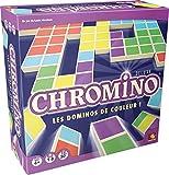 Asmodée chro05–Spiel der Reflexion–Chromino Deluxe