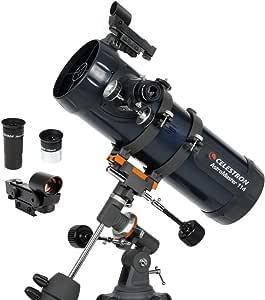 Celestron Astromaster 114eq 50x Teleskope Kamera