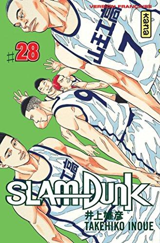 Slam Dunk, tome 28 par Takehiko