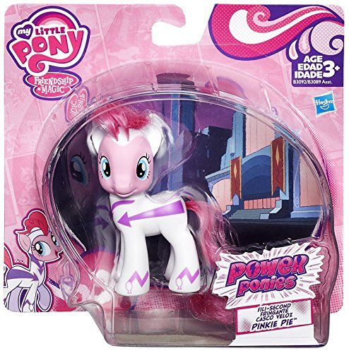PONIES Exclusive Fili-Second Pinkie Pie by My Little Pony (My Little Pony Rainbow Dash Party Supplies)