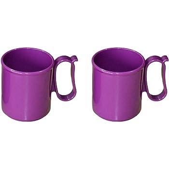 Tupperware Mood Mugs (Set of 2 Violet & Purple)