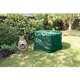 Draper 76232 Rund Schutzhülle für Gartenmöbel-Garnitur 190cmx80cm