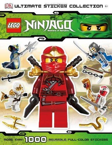 Ultimate Sticker Collection: LEGO NINJAGO (Ultimate Sticker Collections) by DK Publishing (2012-01-16)