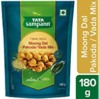 Tata Sampann Fibre Rich Moong Dal Vada Mix 180g