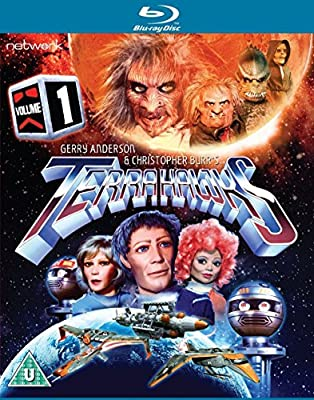 Terrahawks: Volume 1 [Blu-ray]