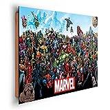 REINDERS Marvel Universe - Wandbild 90 x 60 cm