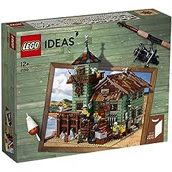 Lego Ideas Vecchio Negozio dei Pescatori, 21310