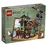 LEGO 21310 Ideas Vecchio Negozio dei Pescatori LEGO